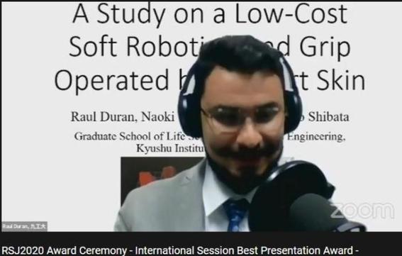 ingeniero mexicano del tecnm gana concurso de robotica en japon 1