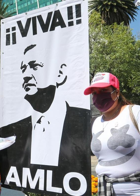 fotos la marcha del millon asi la manifestacion en apoyo a lopez obrador 1