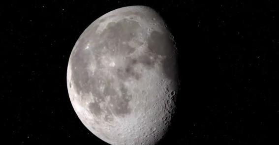 la nasa confirma que hay agua en la luna 2