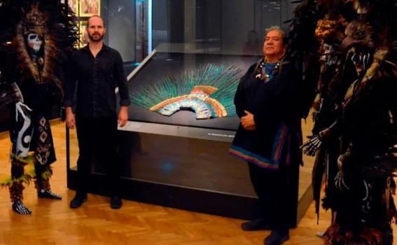amlo busca que onu ayude a recuperar piezas arqueologicas del pais que tienen otras naciones 1
