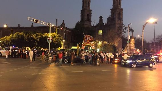 creyentes se reunen para celebrar a san judas tadeo en san hipolito 1