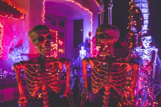 fiestas covid halloween dia de muertos 1