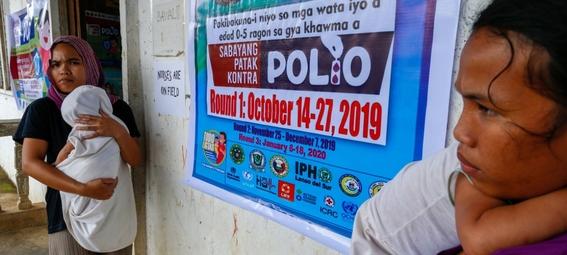 ¿por que puede resurgir la polio 3