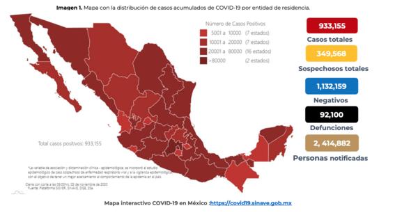 muertos covid dia de muertos 2 de noviembre mexico 1