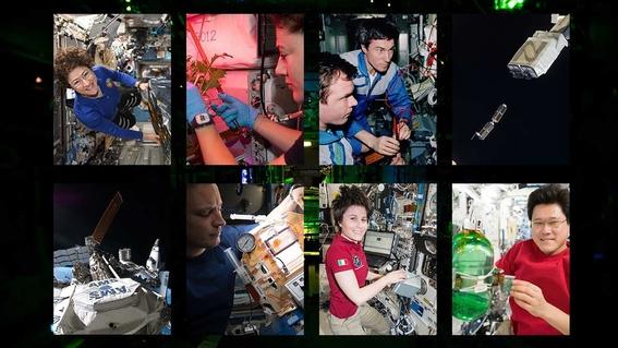 humanos han habitado la estacion espacial internacional por 20 anos 3