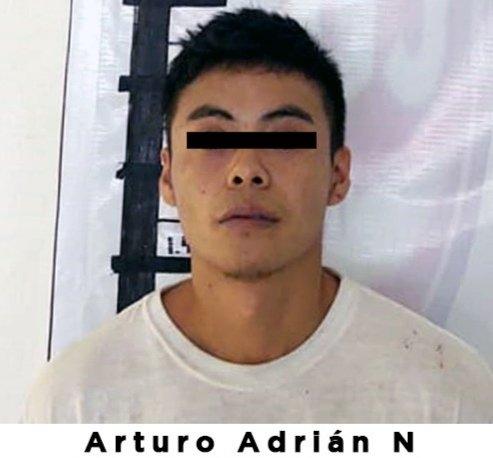 detienen en ecatepec a sujeto investigado por al menos 20 robos a transeuntes 1