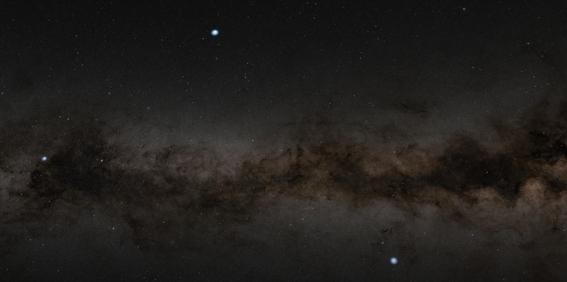 hallan origen de misteriosa senal de radio que proviene del interior de la galaxia 1