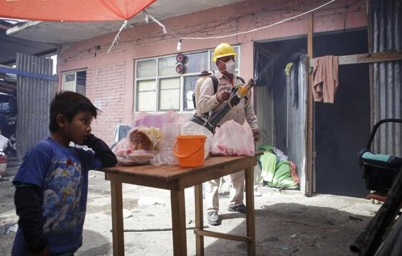 ¿cual es la situacion del dengue en mexico 1