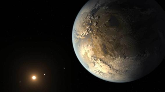 ¿pueden habitarse otros planetas de la via lactea nasa estima que si 1