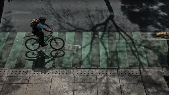 continuan los atropellos de ciclistas en insurgentes; exigen justicia en el caso mario trejo 1