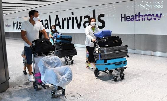 para poder viajar a otros paises usan pruebas falsas de covid19 2