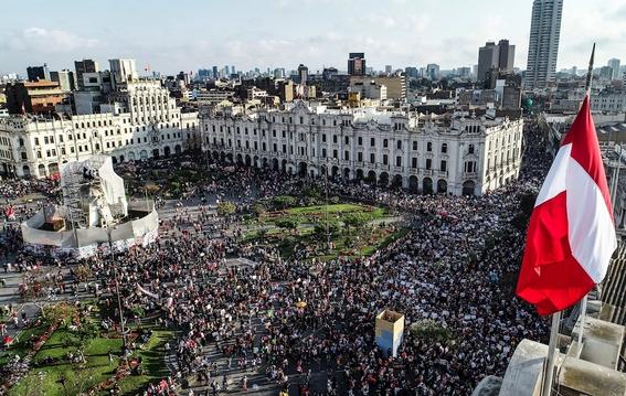 protestas en peru ¿que esta pasando en el pais sudamericano 1