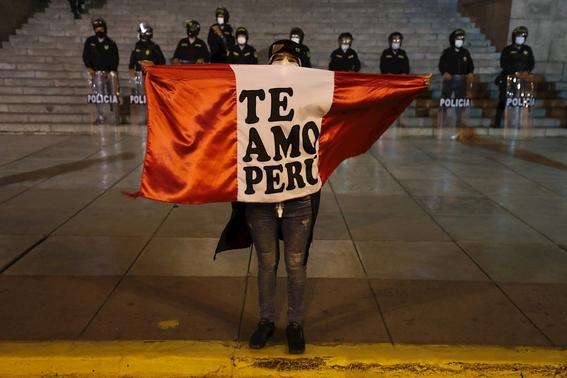 protestas en peru ¿que esta pasando en el pais sudamericano 2