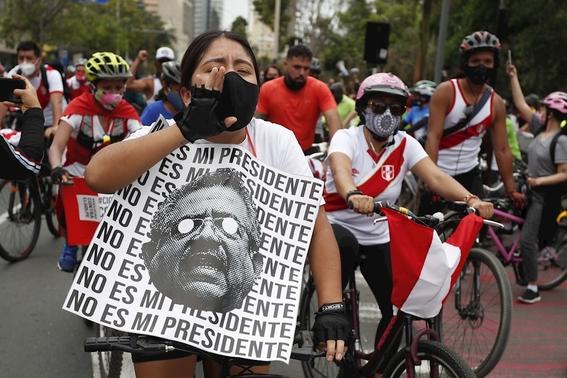 protestas en peru ¿que esta pasando en el pais sudamericano 3