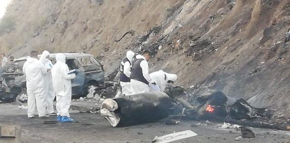 unica sobreviviente accidente tepic nayarit 2