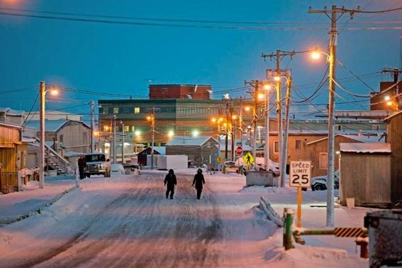 ciudades de alaska no veran luz solar en 66 dias 1