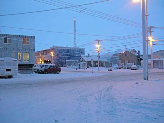 ciudades de alaska no veran luz solar en 66 dias 2