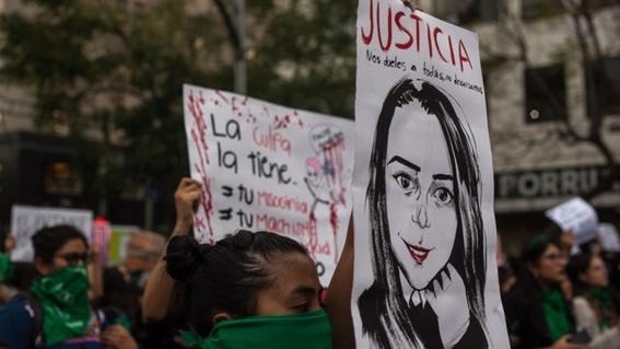 feministas convocan a marcha por el 25n y piden que no haya policias 1
