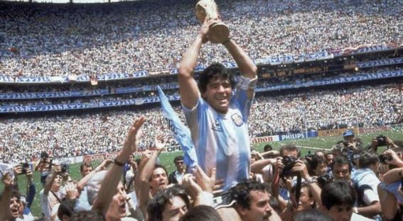 argentina luto nacional muerte diego maradona 1