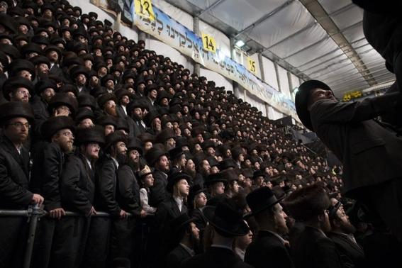 escandalo en eua por una boda judia con 7 mil invitados en plena pandemia 1
