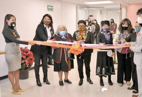 inauguran instalaciones de fiscalia de investigacion delito feminicidio cdmx 1