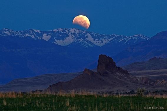 ¿cuando como y donde ver el eclipse penumbral de luna 1
