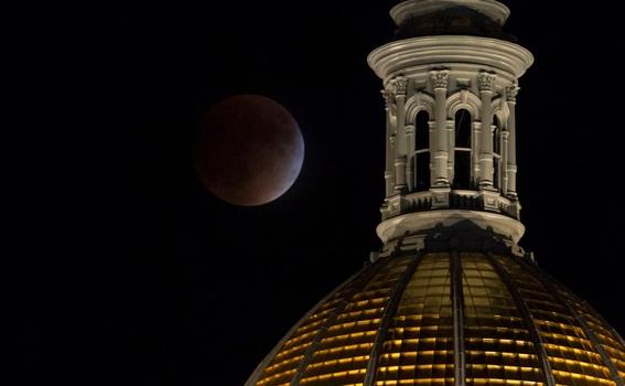 ¿cuando como y donde ver el eclipse penumbral de luna 3