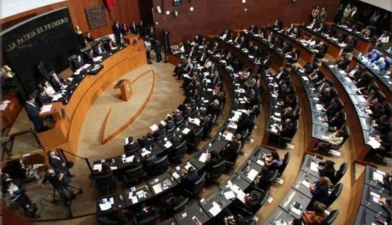 senado mexicano aprueba reforma que elimina fuero presidencial 1