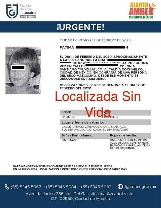fatima el feminicidio de una nina de siete anos en mexico 1