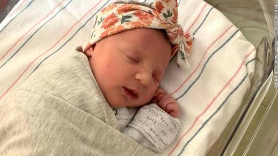 bebe nace de embrion que fue congelado hace 28 anos 1