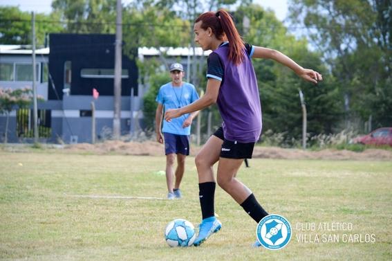 mara gomez jugadora trans futbol argentino 2