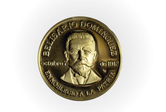 medalla belisario dominguez a personal de salud 1