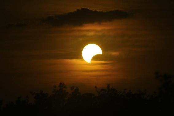 eclipse solar 2020 ¿en que paises se podra ver en vivo este fenomeno y en cuales no 1