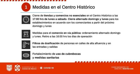 cierre centro historico cdmx 1