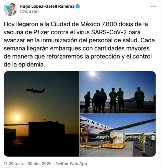 llega a mexico nuevo lote de vacunas de pfizer 2