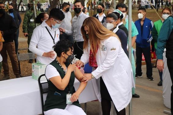 doctora imss coahuila reaccion alergica covid 3