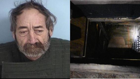 bunker pedofilo pornografia infantil florida 1