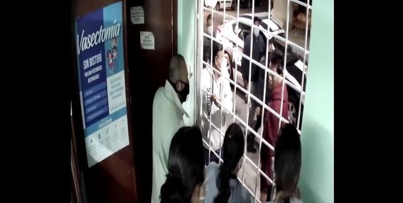 sujetos golpean y acusan de homicidio a medico que labora en clinica del edomex 1