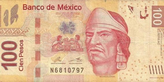 ¿cuales billetes mexicanos saldran de circulacion 3