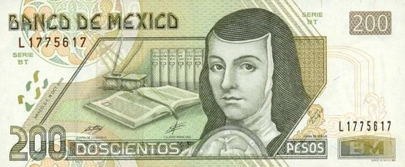 ¿cuales billetes mexicanos saldran de circulacion 4