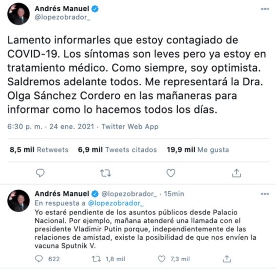 ¿que pasa si el presidente de mexico muere 1