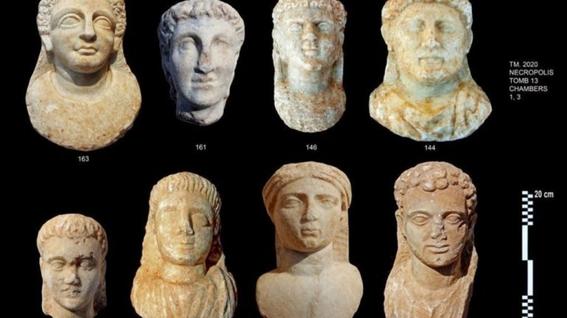 mision arqueologica encuentra 16 catacumbas en alejandria 1