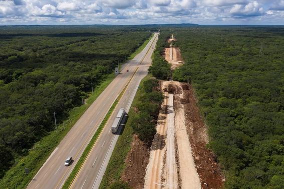 confirman suspension provisional del tren maya en yucatan 2