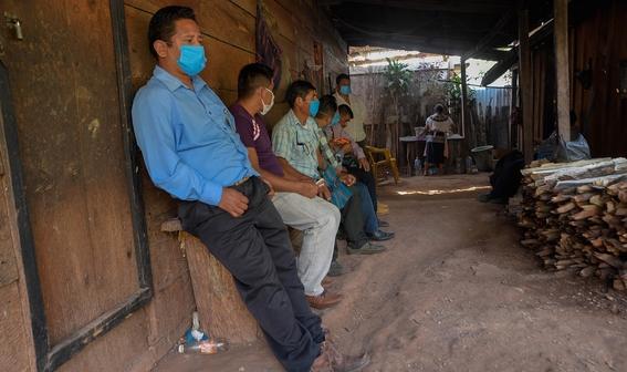 habitantes de chiapas no quieren vacunarse dicen que dios los salvara 1