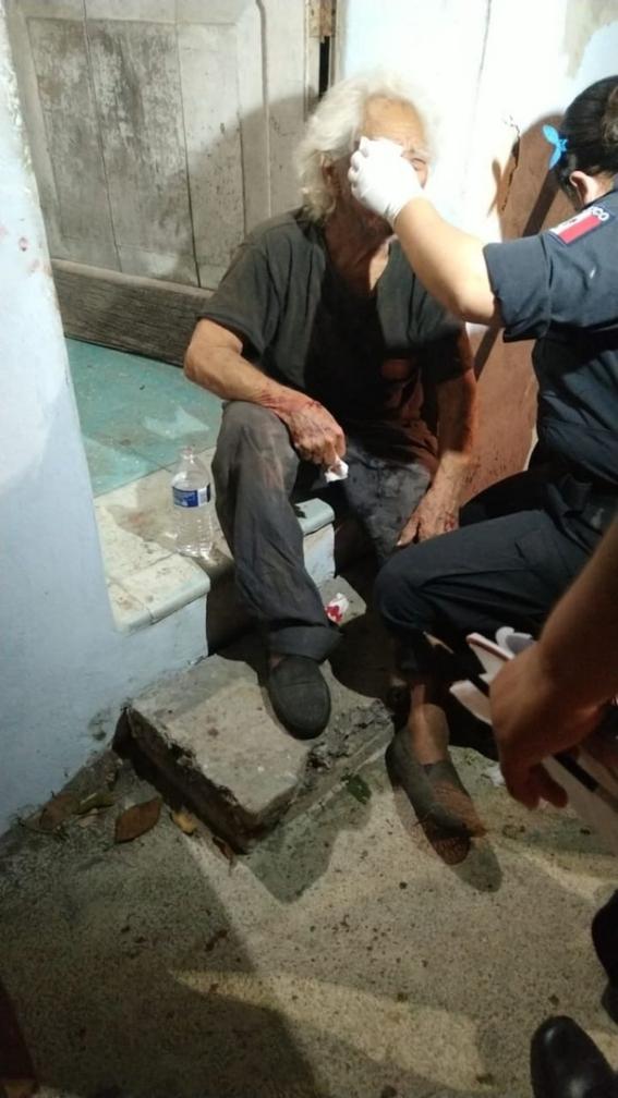 golpes durante asalto provocan muerte a hombre de 89 anos en yucatan 3