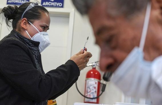 en ecatepec se aplicaran las 200 mil dosis de la vacuna china de sinovac 1