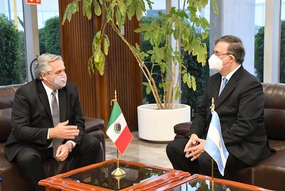 gira de presidente de argentina en mexico incluye visita a la mananera de amlo 1