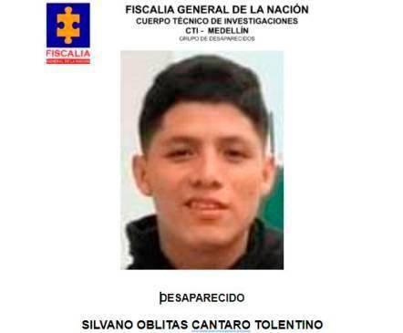cuerpo encontrado en colombia podria ser del joven peruano lanzado desde un puente 1