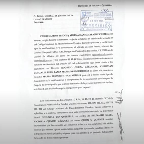 pablo campos presenta denuncia para aclarar acusaciones de acoso en su contra 2