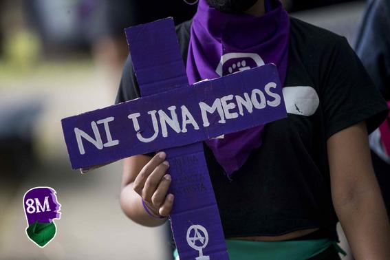 miles de mexicanas envian carta de reclamo a lopez obrador por el 8m 2